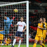 Aurier fluke helps Spurs leapfrog into fourth as Gunners held by West Ham
