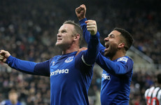Rooney haunts Magpies as Big Sam's Everton revival continues and Leicester put four past Southampton