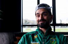 Born in Iraq, raised on GAA: Zak Moradi's incredible journey to Croke Park