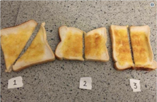 Here's why people on Twitter are passionately arguing about how to slice toast properly