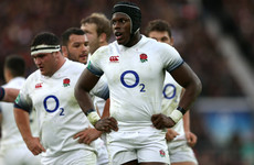 Big boost for England as Itoje set to return in time for Six Nations