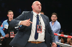 Fury not rushing back to take on Joshua