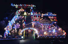 This house in Wexford was named the most Christmassy home in Ireland for 2017 and it's perfect