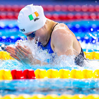 Sensational McSharry's star continues to rise as she reaches first senior final at Europeans