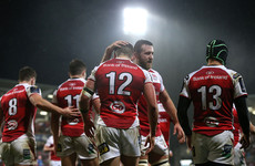Cooney lands 27 points as Ulster win 10-try shoot-out with 'Quins