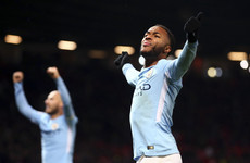 Premier League title City's to lose, but Sterling wary of United charge