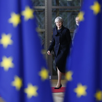 May gets Brexit boost - but bigger battles await