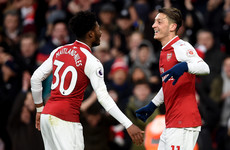 Mesut Ozil conjures spectacular winner as Arsenal heap more misery on Magpies