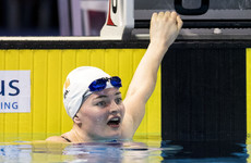 Mona McSharry breaks Irish record with fifth place finish in European final