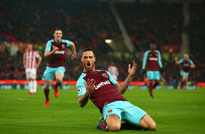 After power cut delay, a rejuvenated West Ham surge to another big result over sorry Stoke
