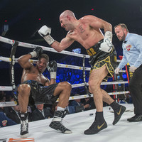 Cork's Spike O'Sullivan lays waste to Antoine Douglas in sensational Montreal upset