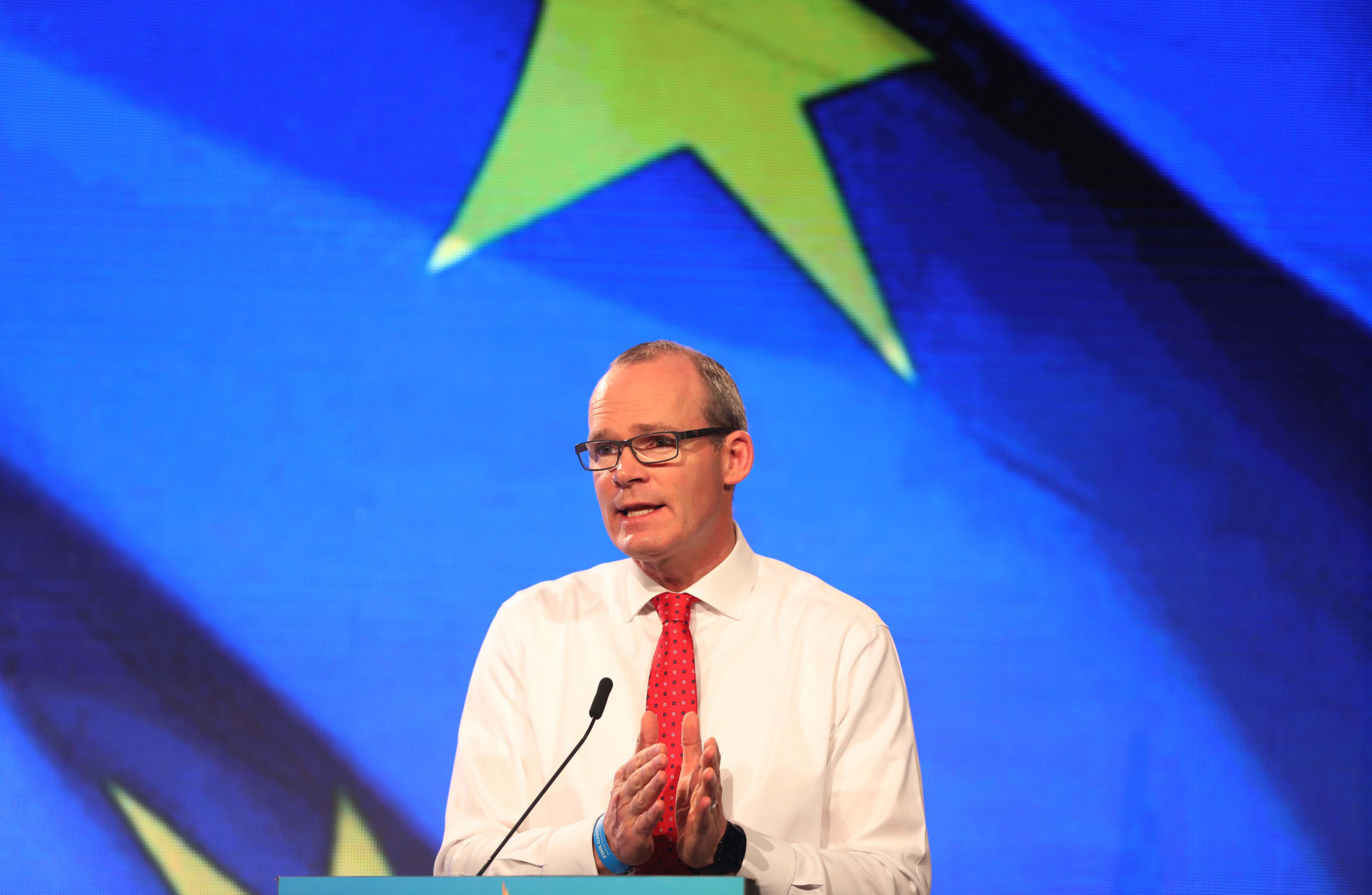 Simon Coveney keen to repair relationship between Irish government and DUP