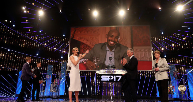 Major upset as Mo Farah is crowned 2017 BBC Sports Personality of the Year