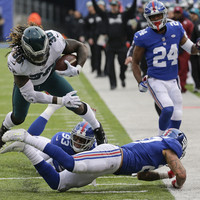No Wentz? No problem: NFL play-off picture takes shape as Eagles deal well with QB nightmare