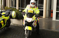 Blood Bikes: These riders will be working 24/7 over Christmas to help those who need it