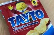 From now on, bags of Tayto will feature the flavour as Gaeilge