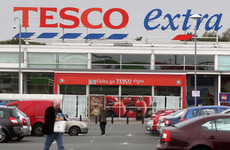 Irish shoppers are flocking back to Tesco in the run-up to Christmas