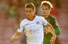 Former Cork City and Galway United midfielder is Waterford's latest addition