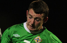 Derry City snap up Northern Ireland U21 international winger