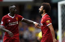 Liverpool duo will battle it out for African crown as last year's winner Riyad Mahrez nowhere to be seen