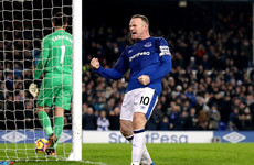 10th of the season for Rooney and a Sigurdsson stunner as Big Sam's Everton miracle continues