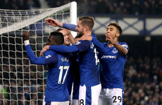 'Four weeks ago we would have lost that game': Rooney praises Toffees' new-found character