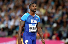 'Shocked and surprised' Gatlin speaks out following doping allegations against coach