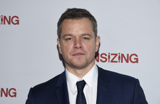 Matt Damon says 'one thing' not being talked about is men who aren't sexual predators