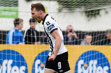 'At my age it was an opportunity I couldn't turn down' - Leaving Dundalk for Scotland