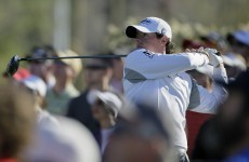 McIlroy drawn with Westwood and Donald