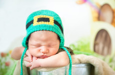 These are some of the most popular Irish baby names outside of Ireland