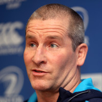 'I'm at a great club at the moment': Leinster coach Lancaster plays down English speculation
