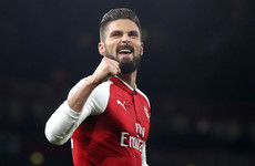 With the World Cup on the horizon, Giroud hoping to seal move from Arsenal in January