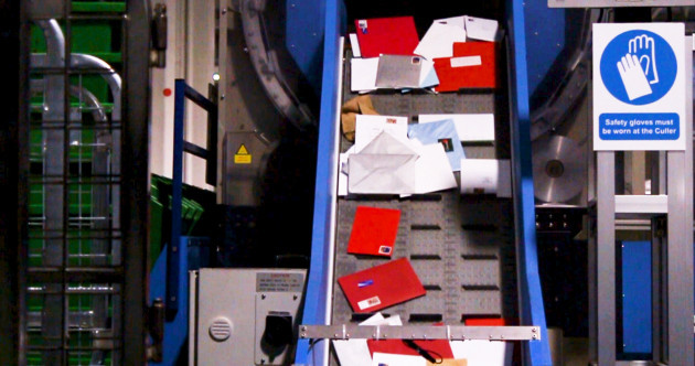 More than 35 million letters will pass through the Dublin Mail Centre this month - here's how they do it