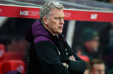 David Moyes calls on West Ham to bring in midfield reinforcements in January