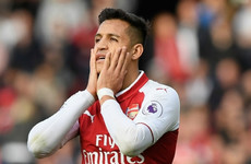 'It does look to me like he's clocked off' - Alexis Sanchez accused of giving up by club legend
