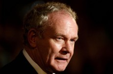 Martin McGuinness wants an all-Ireland soccer team