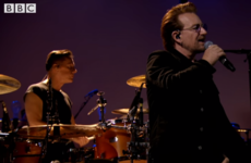 U2 are getting ridiculous amounts of praise for their recent performance on BBC