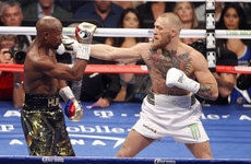 McGregor-Mayweather fight voted the most memorable Irish sporting moment of 2017