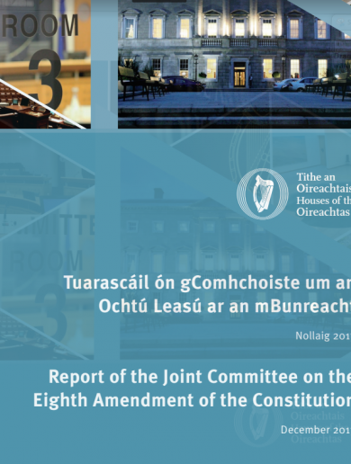 Repeal simpliciter: Here is the final report of the Eighth Amendment Committee
