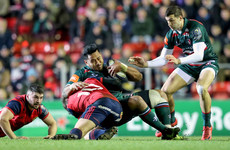 Tuilagi avoids ban for tackle on Munster's Cloete after citing complaint dismissed