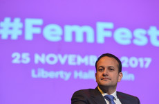 Leo wants to have a convention on the status of women in Ireland