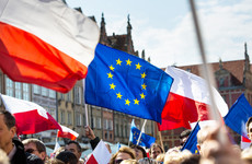 Polish government furious over censure that could see its EU voting rights taken away