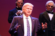 15 of the funniest reactions to that terrible Donald Trump robot unveiled at Disney World