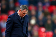 Swansea are looking for a new manager after sacking Paul Clement