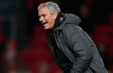 Bristol City were lucky to beat Man United, claims Mourinho