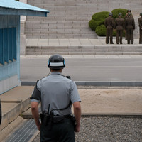 North Korean soldier defects to South, triggers gunfire at border