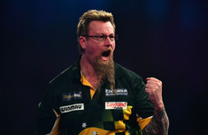 Wizard Whitlock casts a spell over Schindler to avoid Ally Pally upset