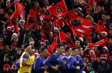 Sell out! Record crowd to watch Munster-Leinster St Stephen's Day clash