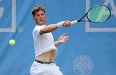 17-year-old Simon Carr one of four debutants in Ireland's Davis Cup squad